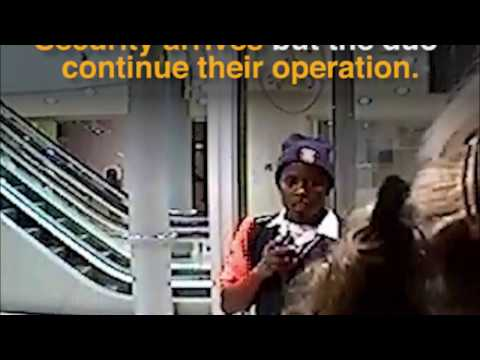 ATM card theft caught on CCTV footage - Here's how they did it