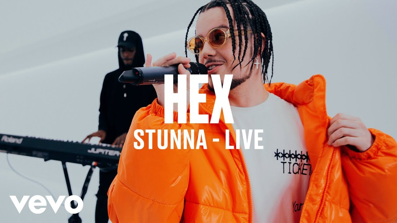HEX — Stunna (Live) | Vevo DSCVR ARTISTS TO WATCH 2019