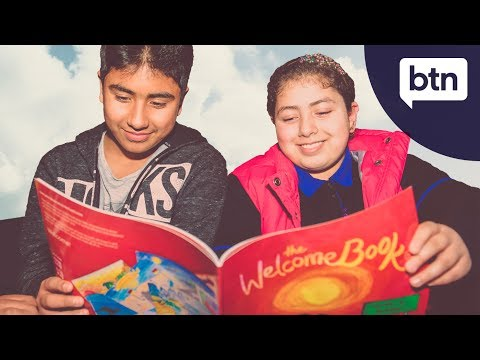 BTN Welcome Book Launch - Behind the News