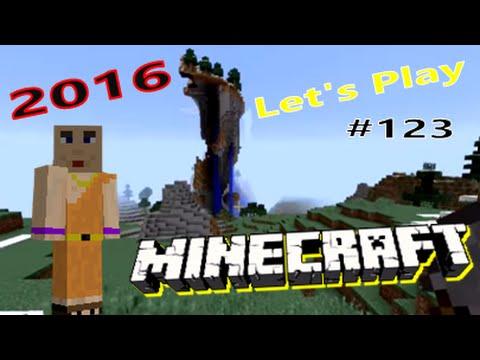 Minecraft LP 2016 #123 - Lager bauen (3)