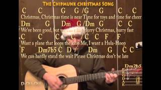 christmas-don-t-be-late-christmas-strum-guitar-cover-lesson-with-chords---sing-and-play