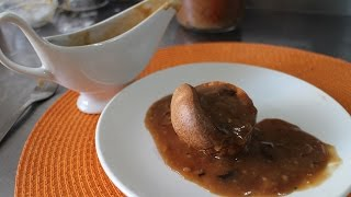 How to Make Onion Gravy