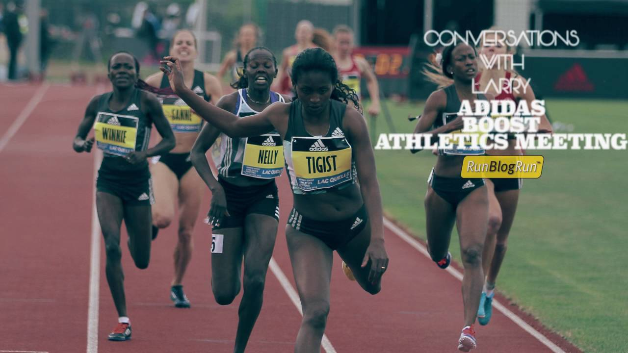 Conversations with Larry (Podcast): Thoughts on first adidas Boost Athletics Meeting