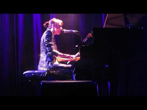 """Jeanne Cherhal. Cover """"Did You Really Say No"""" Vanessa Paradis And Owen Lavie"""