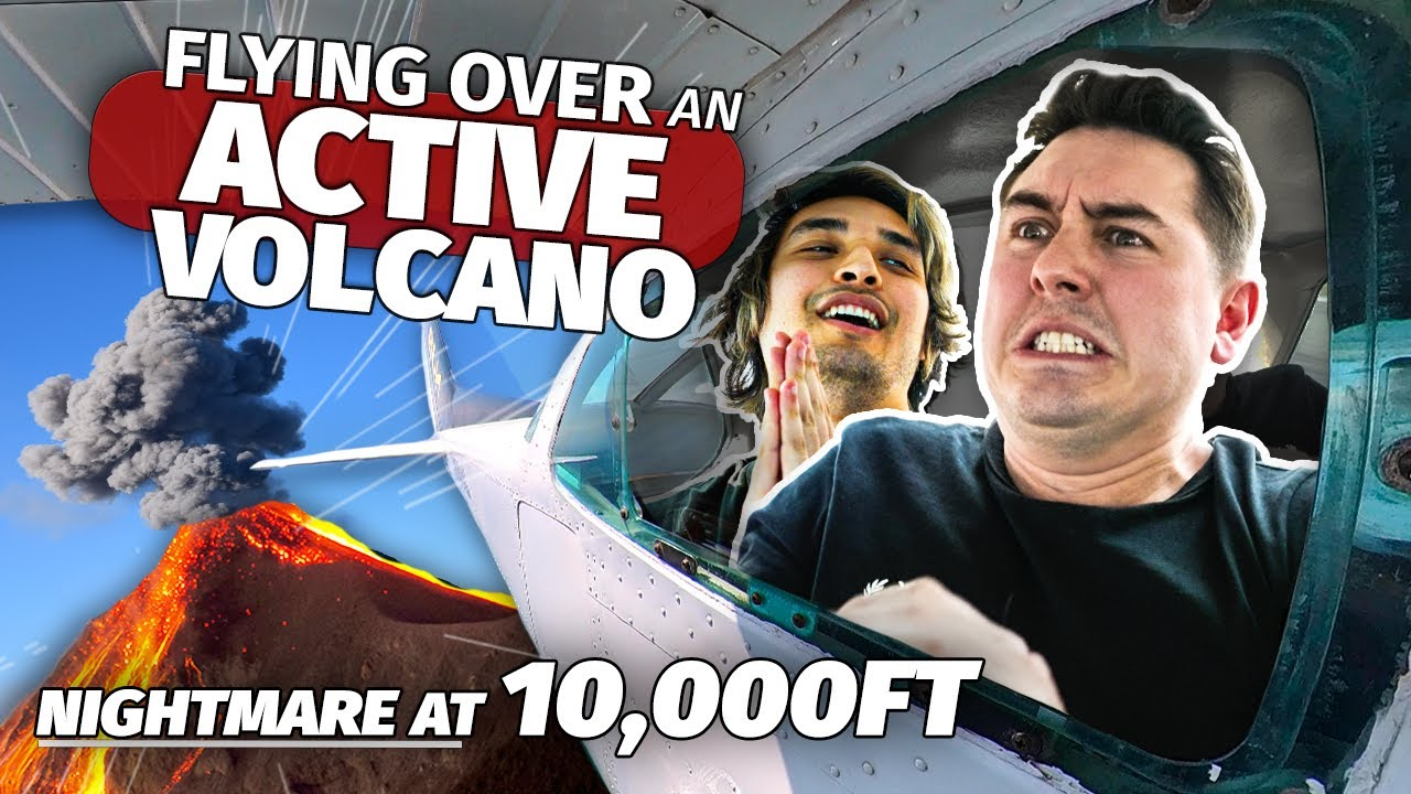 I Flew in Japan's Most Dangerous Airplane | Nightmare at 10,000 Feet