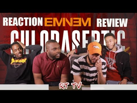EMINEM X 2 CHAINZ X PHRESHER CHLORASEPTIC REMIX (REACTION/REVIEW) 'RT TV DISS'