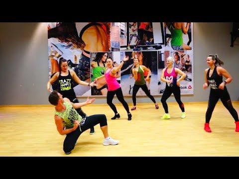 Zumba fitness - Joel Santos - Si Esta Casa Hablara BACHATA