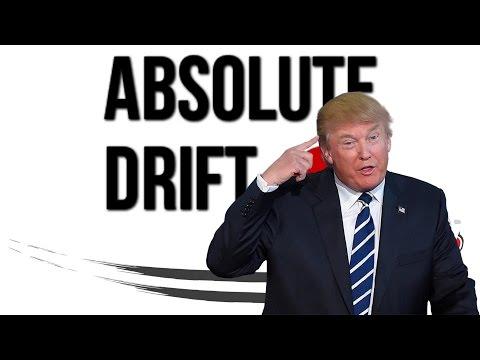 ABSOLUTE DRIFT [013] USA: Donald Trump bald neuer Präsident? | ★ LETS TALK ★
