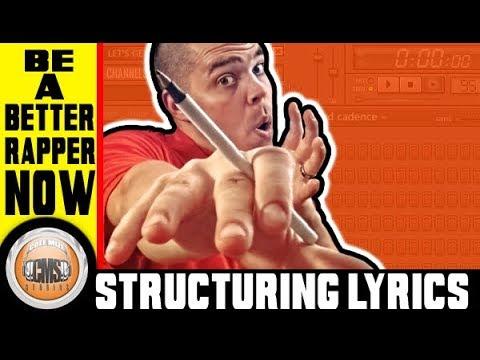 How To Rap: Structuring Lyrics