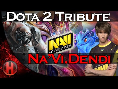 Dota 2 - A Tribute to Na'Vi.Dendi