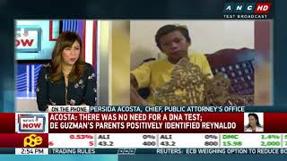 Parents of 'Kulot' did not seek DNA test, says lawyer