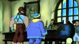 El Zorro La Serie Animada Cap 3 1/2