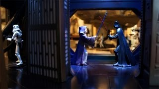 The World's Largest Star Wars Memorabilia Collection at Rancho Obi-Wan