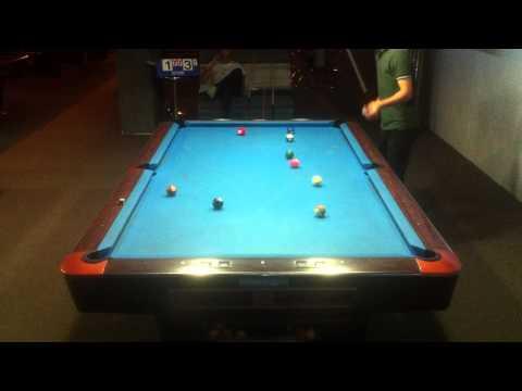 8 ball challenge Rayon So vs Daniel Lee part 1
