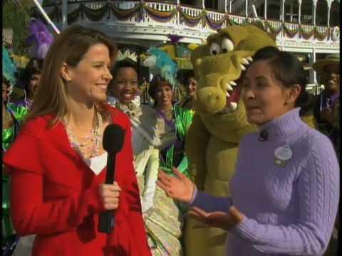 Interview: Disneyland's Princess Tiana and the new Tiana's Showboat Jubilee!