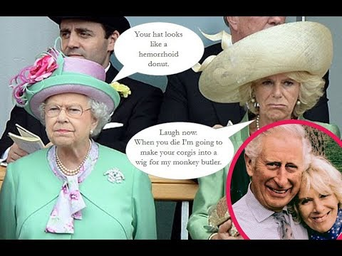TOM BOWER: The Queen's Cold War against Camilla, don't even talk to her at own wedding party!