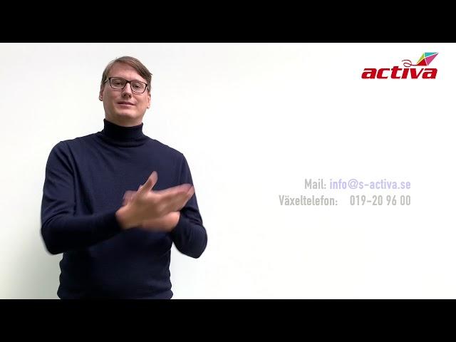 Kontakta Activa