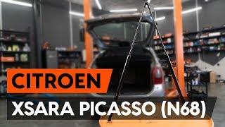 Réparation CITROËN XSARA par soi-même - voiture guide vidéo