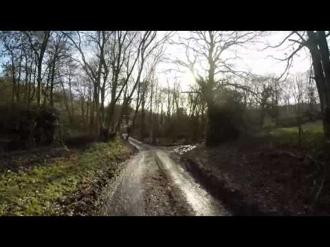 Chase end to eastnor