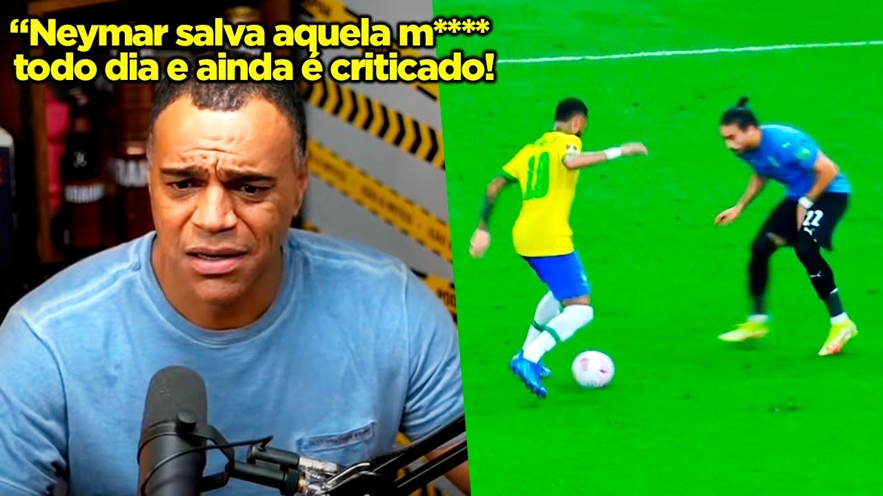DENÍLSON MANDOU A VERDADE SOBRE A SELEÇÃO BRASILEIRA!! DENÍLSON REAGE A NEYMAR E TITE NA SELEÇÃO!!