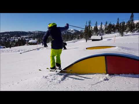 Fun for childrens and adults at Norefjell