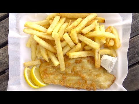 Pelican Petes Flake Fish And Chips - Ashmore Gold Coast
