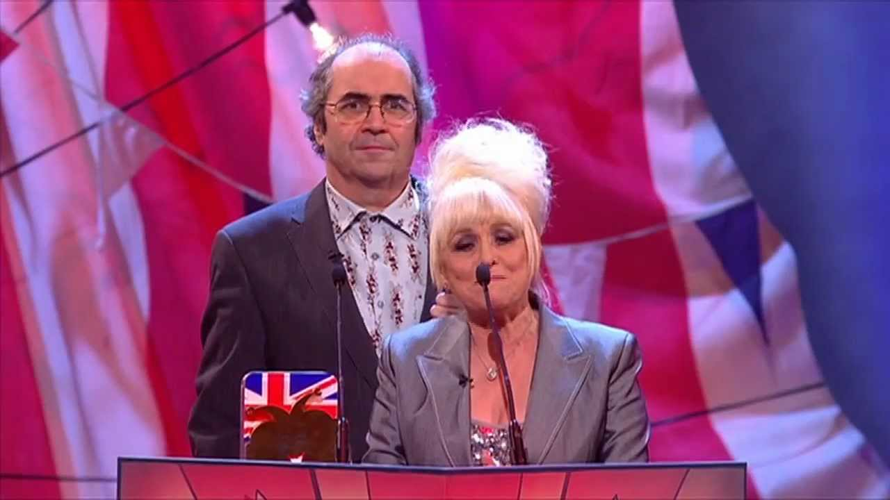 British Comedy Awards 2011: King or Queen of Comedy/Best Comedy Panel Show
