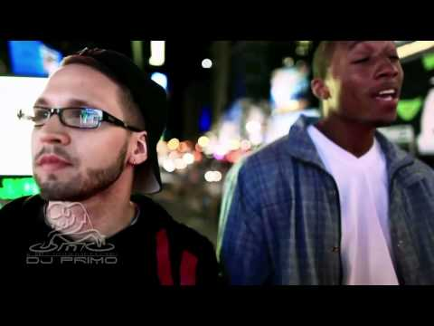 Lecrae Background ft CLite *DJ Primo Remix*