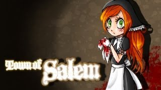 Sleepy Mi Plays: Town of Salem - Let the killing begin!