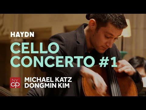 [NYCP] Haydn - Cello Concerto No. 1 In C Major (Michael Katz, Cello)