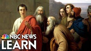 NBC News Learn: Cicero and the Roman Republic thumbnail