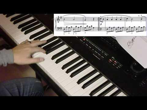 44-Cómo se toca Le Souvenir de Mozart