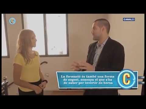 """Formación financiera """"La Clienta"""" Canal4- 10/06/14"""