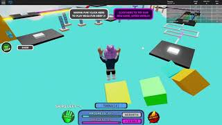 Playing ROBLOX Mega Obby 1! (Part 7)