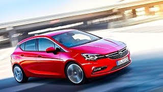 2016 Opel Astra very first drive