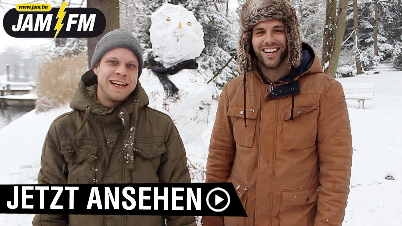 wie baut man einen schneemann tutorial mit ben und dan. Black Bedroom Furniture Sets. Home Design Ideas
