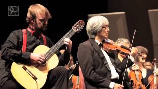 Ed Burke and RSO- Guitar Concerto No.2 op. 160, Mov.2 Sarabande by Mario Castelnuovo Tedesco