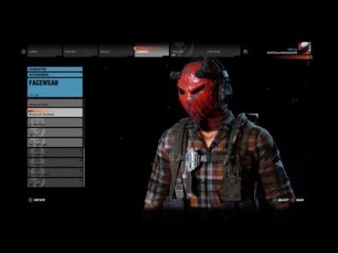 Tom Clancy's Ghost Recon® Wildlands - Unlocking The Broken El Tio Mask