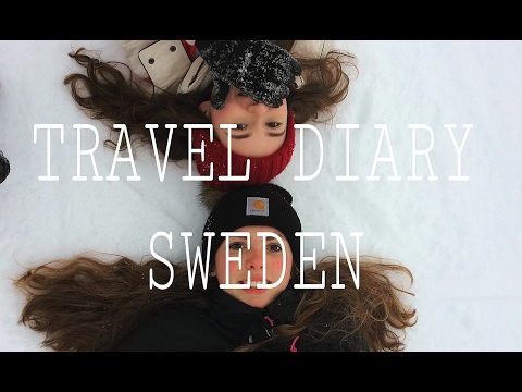 Travel Diary Sweden