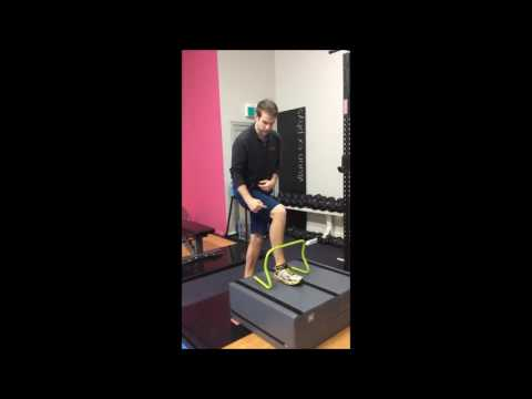 Step Up with Hurdle Test