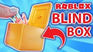 ROBLOX BLIND BOXES! Hunting for Dollastic!