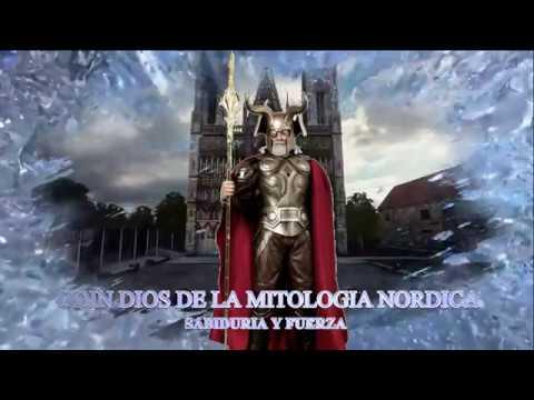 ODIN DIOS DE LA MITOLOGIA NORDICA - SABIDURIA Y FUERZA