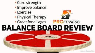 ProFitness Balance Board - Full Review