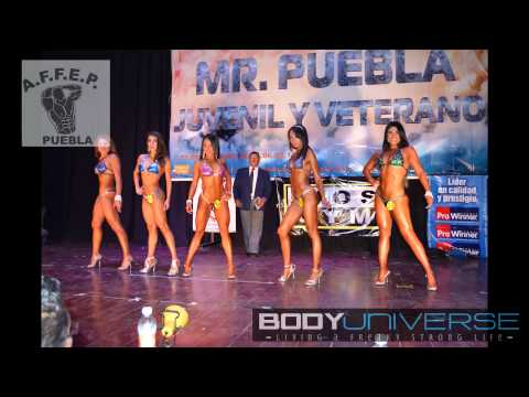 Mr Puebla Juvenil