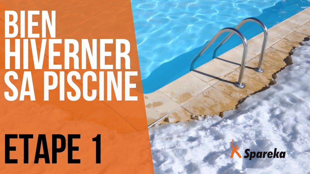 Charmant Hivernage De La Piscine   Etape 1 : Nettoyer Le Liner Et La Surface    YouTube Idees
