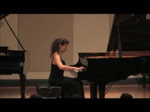 La Campanella, Paganini - Liszt, played by Inna Faliks