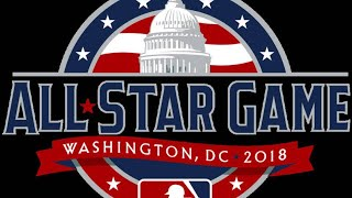 MLB the show 18 - 2018 MLB All Star Game Simulation