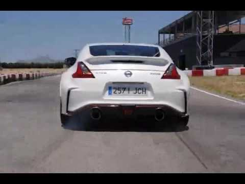 Nissan 370z Un Verdadero Deportivo Auto10tv Youtube