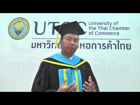 Interview Graduates from UTCC MBA Myanmar Offshore Program Batch 1 - Yangon Campus