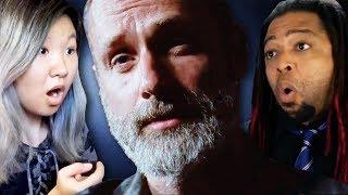 Fans React to The Walking Dead Season 9 Trailer